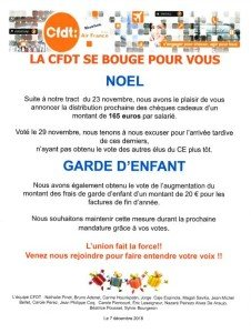 Tract CFDT 1