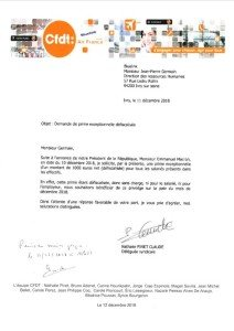 TRACT CFDT 4